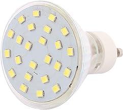 X-DREE 220V GU10 LED Light 4W 2835 SMD 24 LEDs Spotlight Down Lamp Bulb Lighting Pure White(Lampadina 220V GU10 LED 4W 283...