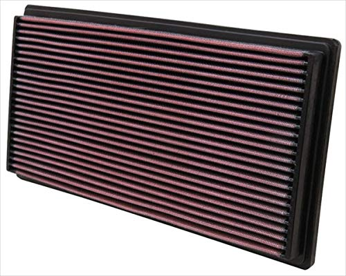 K&N 33-2670 Filtre à Air du Moteur: Haute Performance, Premium, Lavable, Filtre de Remplacement, Plus de Pouvoir, 1991-2009 (C70, C70 I, V70, V70 II, S70, V70, V70 I, 850)