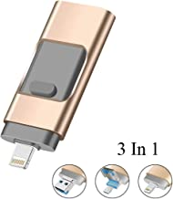 Xinber USB Flash Drive for iPhone 256GB, iPhone Flash...