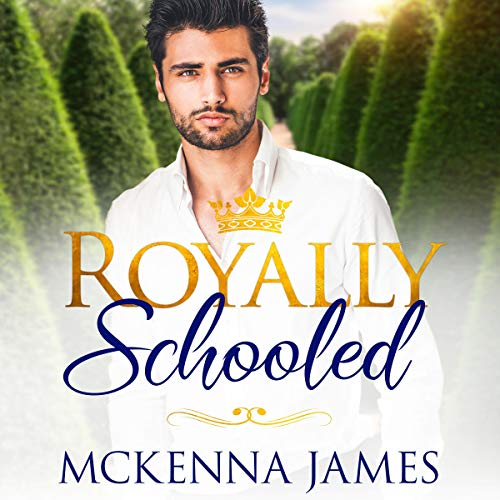 Royally Schooled audiobook cover art