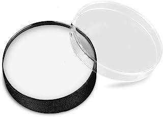 Mehron Makeup Color Cups (.5 oz) (Clown White)