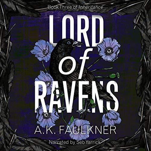 Couverture de Lord of Ravens
