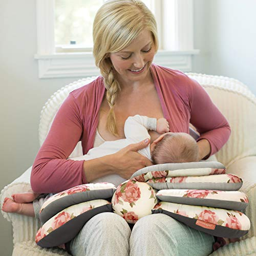 Infantino Elevate Adjustable Nursing Pillow (Colors may vary)