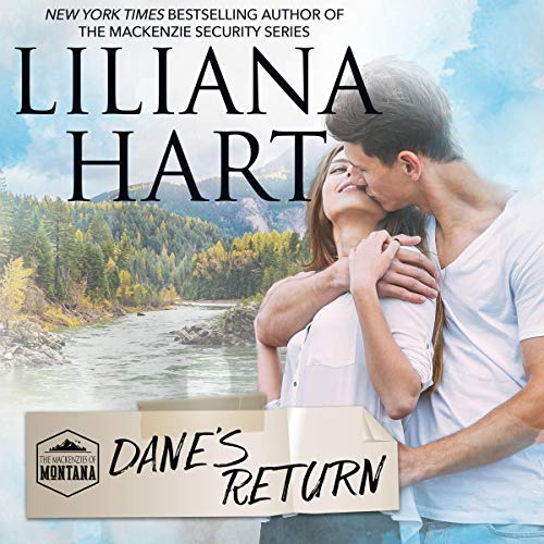 Dane's Return audiobook cover art