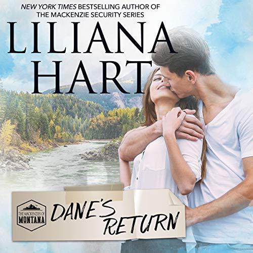 Page de couverture de Dane's Return