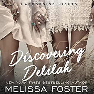 Discovering Delilah: An LGBT Love Story Titelbild