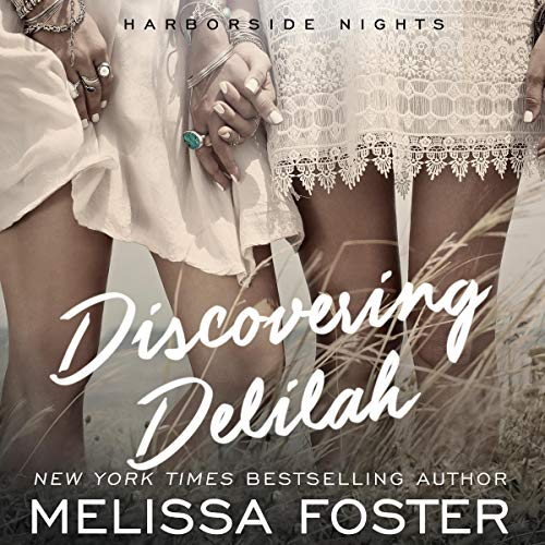 Discovering Delilah: An LGBT Love Story audiobook cover art