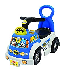 Not Every Toddler Is Ready For An Electric Batman Car Or Any Powered Ride On