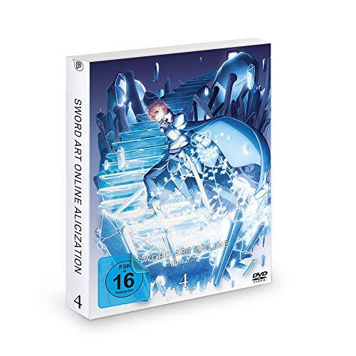 Sword Art Online: Alicization - Staffel 3 - Vol.4 - [DVD]