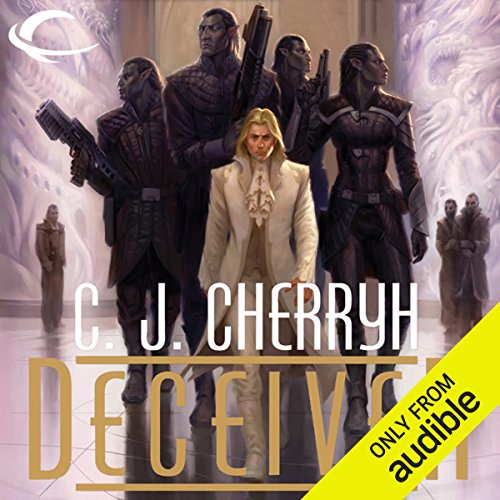 Deceiver     Foreigner Sequence 4, Book 2               By:                                                                                                                                 C. J. Cherryh                               Narrated by:                                                                                                                                 Daniel Thomas May                      Length: 12 hrs and 5 mins     393 ratings     Overall 4.7