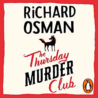The Thursday Murder Club cover art