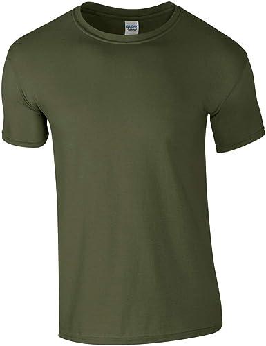 Gildan 64000 – Camiseta Ring Spun