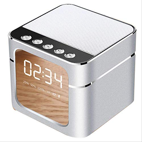 Learn More About Wireless Microphone Digital Rechargeable Sound Bluetooth Speaker Mirror Surface Led...