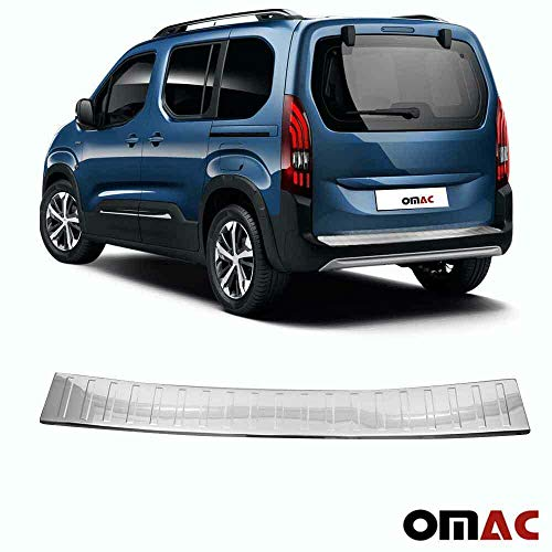 OMAC Motorhaube Deflektor Insekten Renault KANGOO II FL 2014