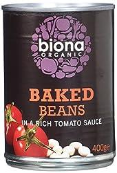 Baked Beans - Organic 6 x 400g Baked Beans - Organic 6 x 400g