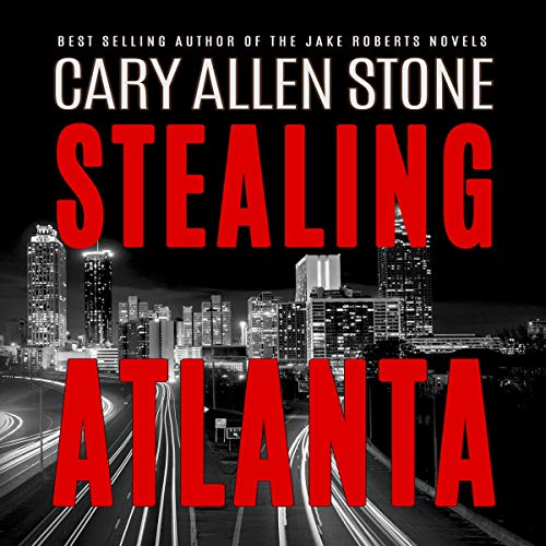 Stealing Atlanta audiobook cover art