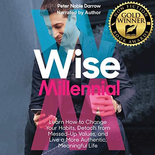 Page de couverture de Wise Millennial