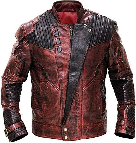 EU Fashions Guardiani della Galassia Giacca Guardians of the Galaxy Real Leather Jacket XX-Small