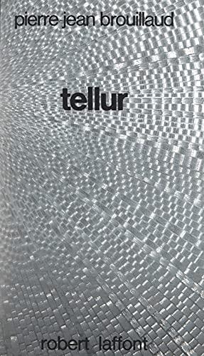 Tellur (French Edition)