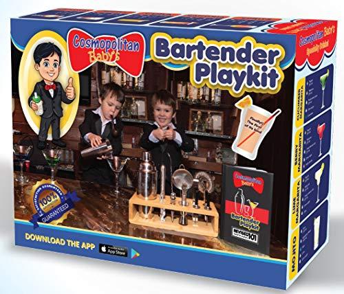 Bartender PlayKit Prank Gift Box Prank Gifts Inc Fake Prank Gag Gift Box