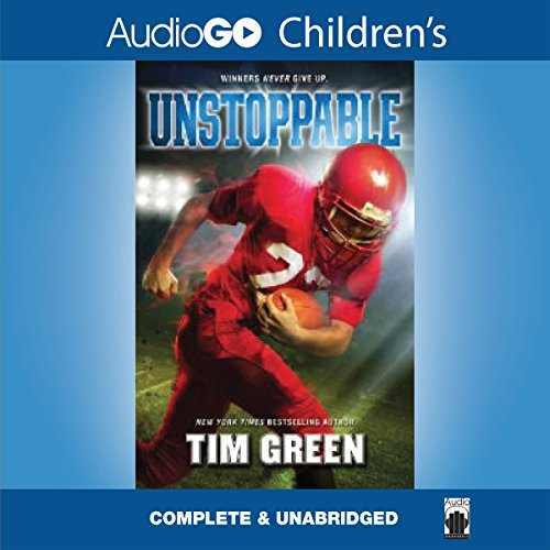 Unstoppable audiobook cover art