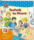 WAS IST WAS Junior Band 32. Technik zu Hause: Wie funktionieren Heizung, Telefon und Rauchmelder?...