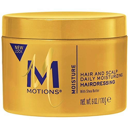 Motions Hair & Scalp 6 oz. Daily Moisturizing Hairdressing (Pack of 6) by Motions