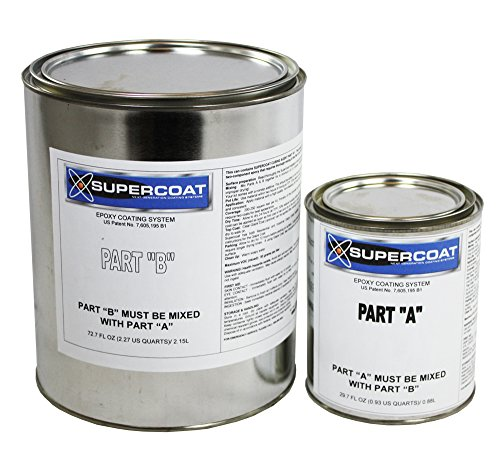 supercoat epoxy floor coating