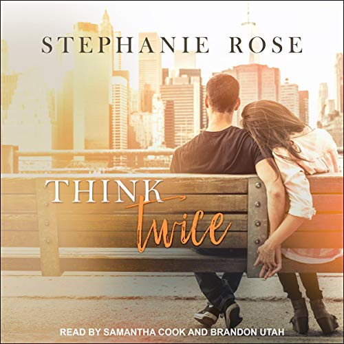 Think Twice audiobook cover art
