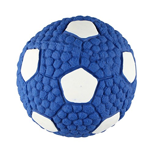 ペットおもちゃ ifoyo 犬用噛むボール 音が出るボール ゴム製 ペットボール 玩具 大中小型犬対応