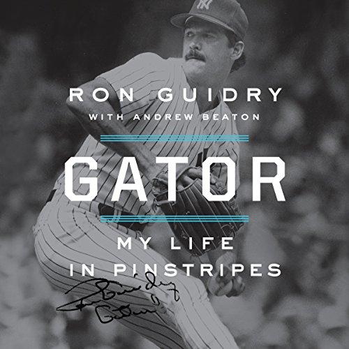 Gator audiobook cover art