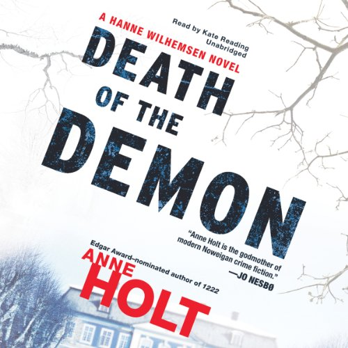 Death of the Demon audiobook cover art
