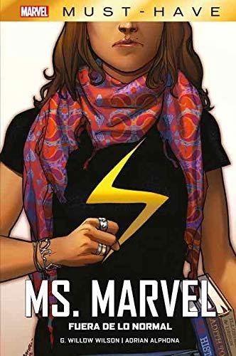 Ms. Marvel: Fuera de lo n