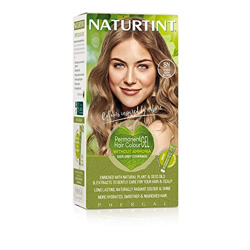 Naturtint 135ml cheveux Dye germe de blé Blonde
