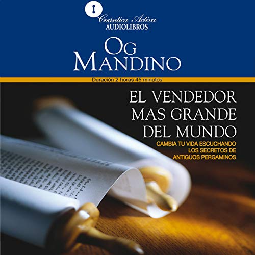 El Vendedor Más Grande del Mundo [The Greatest Salesman in the World] audiobook cover art