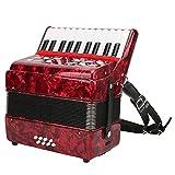 Acordeón, Piano Acordeón 8 Bass 22 Acordeón Instrumento Clave Con...