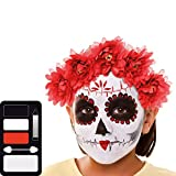 My Other Me Me-207053 Kit Maquillaje Infantil Catrina, Talla única (Viving Costumes 207053)