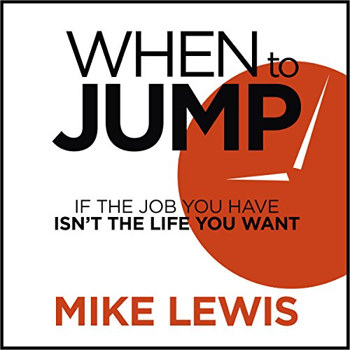 When to Jump audiobook cover art
