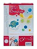 Glorex 6 1600 185 - SoapFix Seifenflocken Creativset Kids, Kreativset mit Seifenstreuseln zur...