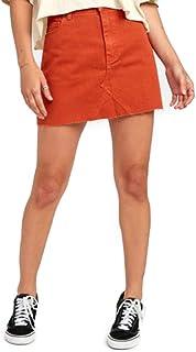 Women's Siena High Rise Denim Skirt