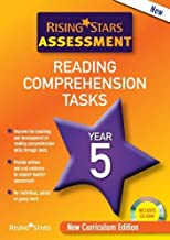 Reading Comprehension: Practice and Assessment: Year 5 (Rising Stars Assessment)