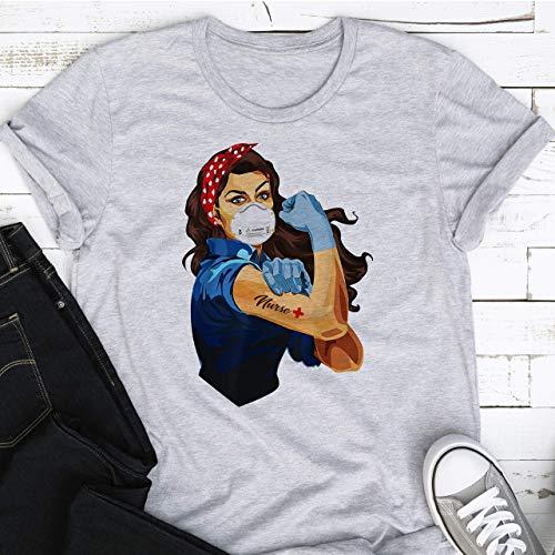 Nurse T-Shirt   Nurse Week Gift   Essential Worker Gift   Nurse Gift   Quarantine 2020