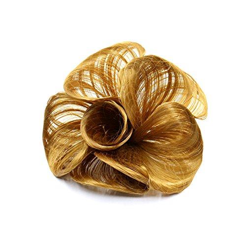Perruque accessoires fleurs-vogue capitule de cheveux perruque clipart rouleaux mécanisme avec une perruque frisée accessoires pour cheveux