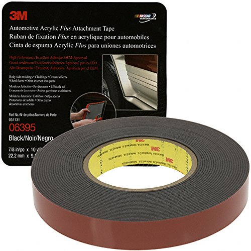 3M 6395 Automotive Acrylic Plus Attachment Tape