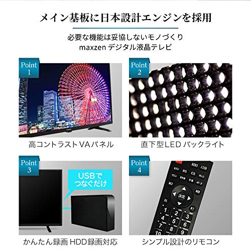 ゼン テレビ マックス