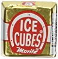 Albert's Chocolate Ice Cubes 100 Count Tray