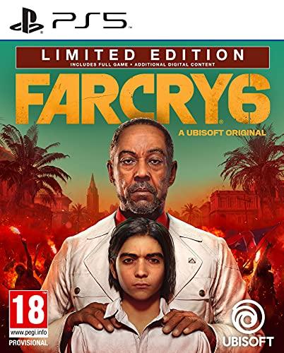 Far Cry 6 Limited Edition