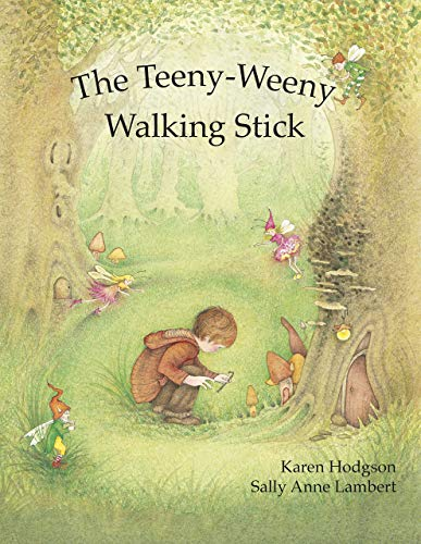 The Teeny-Weeny Walking S