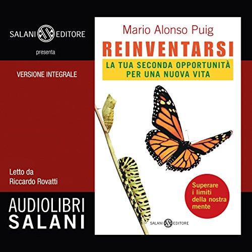 Reinventarsi audiobook cover art
