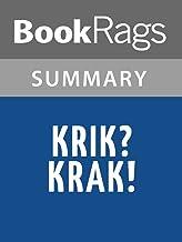 Summary & Study Guide Krik? Krak! by Edwidge Danticat
